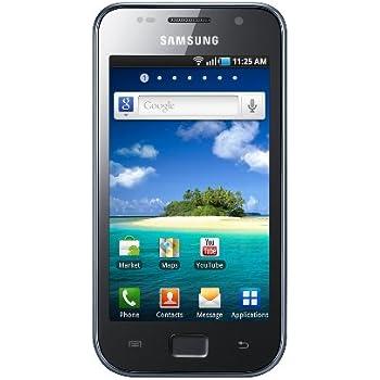 Samsung Galaxy S i9003 Smartphone 4 Zoll schwarz: Amazon