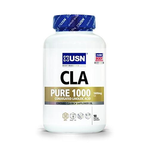 USN CLA '1000' Energy Capsules, Pack of 90