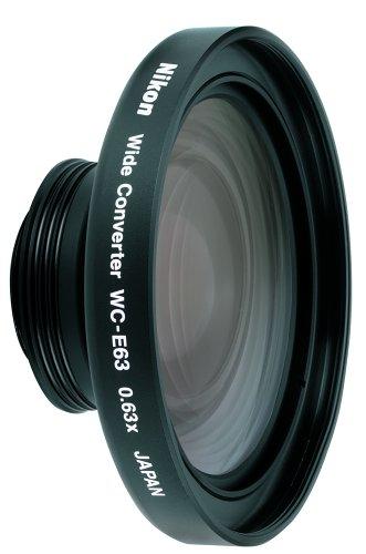 Nikon Weitwinkelvorsatz WC-E63 für Coolpix 4500 Nikon Coolpix Point