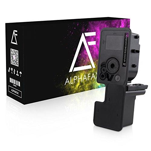 Preisvergleich Produktbild Alphafax Toner kompatibel zu Kyocera TK-5240 für Kyocera Ecosys M-5526cdn M-5526cdw P-5026cdn P-5026cdw - Magenta 3.000 Seiten