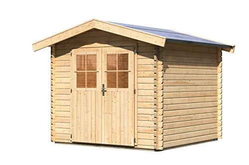 Woodfeeling Gartenhaus 38 mm Felsenau Gr. 2