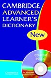 Cambridge Advanced Learner's Dictionary PB with CD-ROM