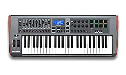 Novation Impulse 49 USB Midi Controller Keyboard, 49 Keys
