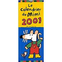 Le Calendrier 2001 de Mimi