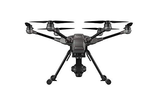 Yuneec Typhoon H Plus Drone con Camera da 1″ per i fotografi et videograf, Grigio - 8