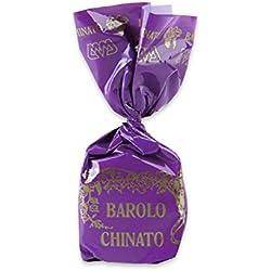 Pralina al Barolo Chinato - Confezione da 10 cioccolatini artigianali piemontesi - 200 g