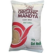 Organic Mandya SUGAR BROWN 1000 GMS
