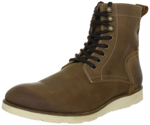 SELECTED HOMME Sel Sutton 16028261, Stivaletti uomo, Marrone (Braun (Brown)), 45