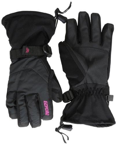 Aquabloc-handschuh (Gordini Damen Handschuhe Aquabloc Gauntlet III, Black, S, 3G2160)