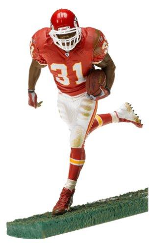 McFarlane NFL Figur Serie IX (Priest Holmes) Kansas City Chiefs Uniform