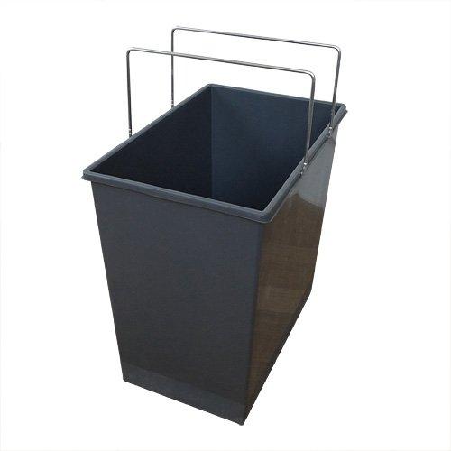 Einsatz für Hailo Einbau-Abfallsammler TANDEM Swing 820024 - Bild 1