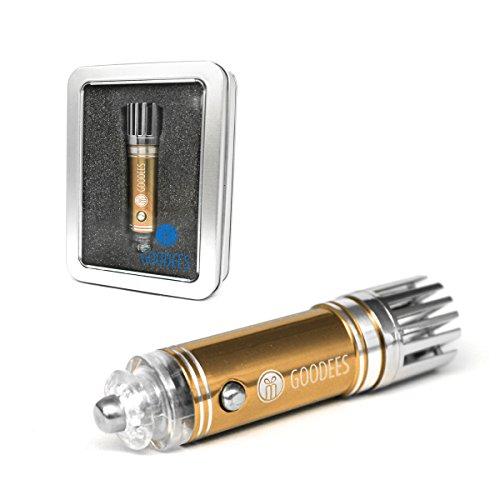 Preisvergleich Produktbild M. goodees Premium Auto Luftreiniger und Ionisator (reinigt und reinigt die umgebenden Air. Entfernen Zigarette Rauch riechen, PET Geruch, Staub, Bakterien und unerträglich Geruch. Auch minimieren das Risiko von Bird Flu/Vogelgrippe d.h. H5N1, h7N9)