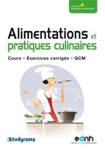 Alimentations, recettes et pratiques culinaires