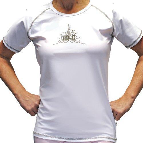 iQ UV 300 T-Shirt Watersport Villivaru, white (2100), 36