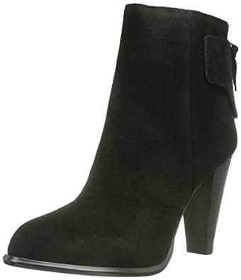 French Connection  CAMEO, Chaussures à talons - Avant du pieds couvert femme - Noir - Schwarz (1000 black), 40 EU (7 Damen UK) EU