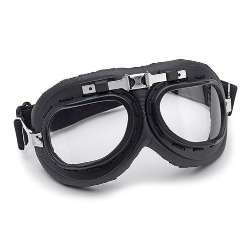 Kappa Brille für Jet Helme, Matt Schwarz