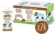 Koita Organic Milk Chocolate - Pack of 24 Pcs (24 x 200ml)