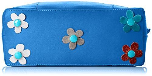 Gabs & Gabs Studio Gsac, Sacs portés épaule Bleu - Blau (cobalto 1921)