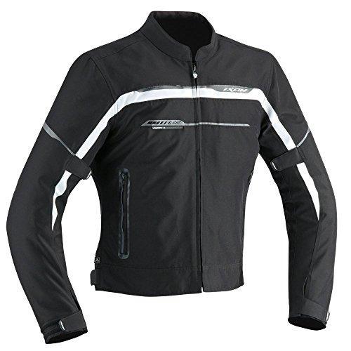 Preisvergleich Produktbild IXON Herren Moto Zetec Light HP Größe schwarz grau weiß,  Größe S