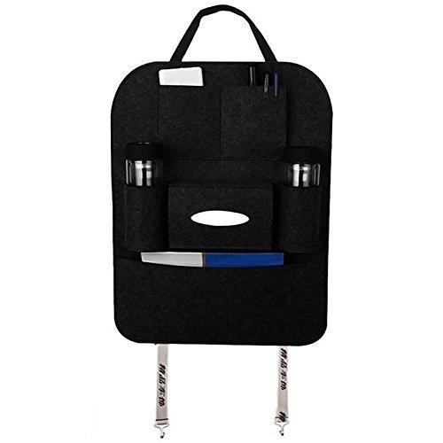 Autositz Multi-Gesäßtasche Aufbewahrungsbeutel Rückenlehnenschutz Utensilientaschen