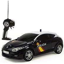 Mondo Toys - Renault Megane Policía Nacional Española, coche con radiocontrol ...
