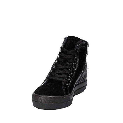 IGI&CO 8774 Sneakers Donna Nero