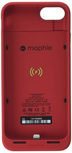 Mophie Juice Pack Air Wireless Case für iPhone 7 Plus (Pack Mophie Juice Case)