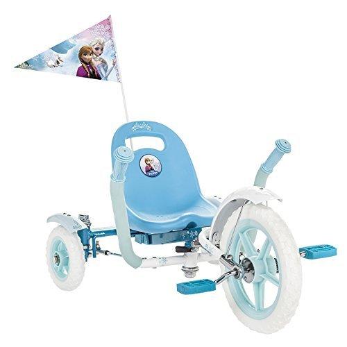 Mobo Tot Disney Frozen: A Toddler's Ergonomic Three Wheeled Cruiser Ride On, Blue by Mobo Cruiser