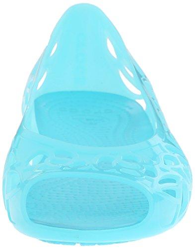 Crocs Isabella Gs Jelly Flat (petit Kid / big Kid) Pool