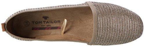 Tom Tailor 2792201, Ballerines femme Gold (Bronze)