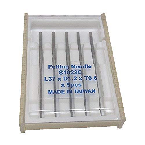 yicbor Haushalt Nähmaschine Nadeln, Fällen Nadeln # s1023C für Pfaff 350P (Pfaff Nähmaschine Fall)