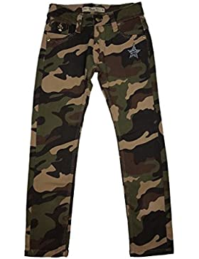 Tolle Mädchen Army Tarnhose, camouflage Muster M8152