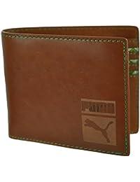 Puma Herren archive Moderne Cash Card Wallet (Genuine Leder)