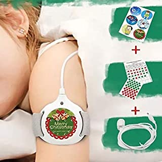 Awtang Bedwetting Alarm Nighttime Potty Training Alarm for Boys Girls Adults Incontinence Seniors