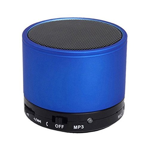 MGM ENTERPRISES S10 Bluetooth Speakers with Calling Functions and FM Radio for Android/iOS Devices (Colour May Vary)