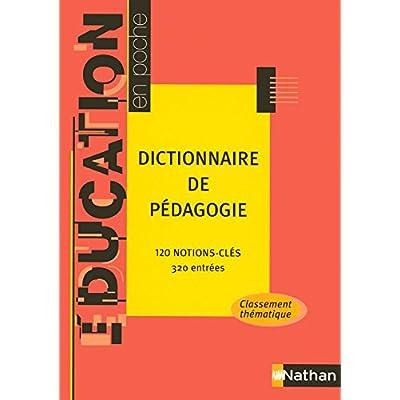 Dictionnaire de la pédagogie