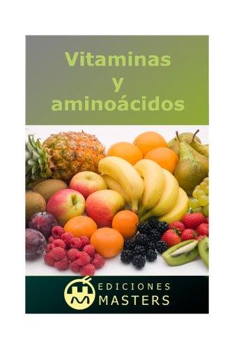 Portada del libro Vitaminas y aminoácidos