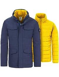 Timberland Chaqueta Snowdon Peak M65 3-EN-1 para Hombre EN Azul Marino