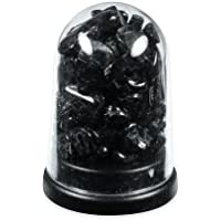 Negro Turmalina cúpula de energía