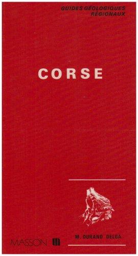 Guides géologiques régionaux : Corse