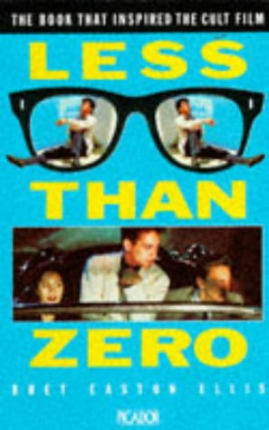 Less Than Zero (Picador)