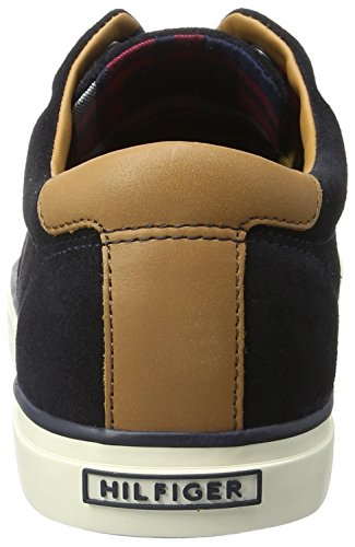 Tommy Hilfiger W2285ilkes 2b, Sneaker Basses Homme Bleu (Midnight 403)