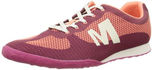 Merrell CIVET, Baskets femme, Beet Red, 38