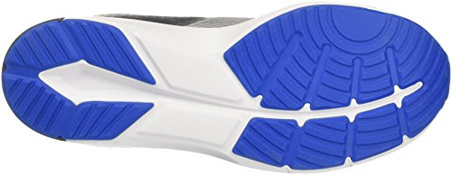 Puma Herren Propel Laufschuhe Quarry/Asphalt/Electric Blue Lemonade/Bianco