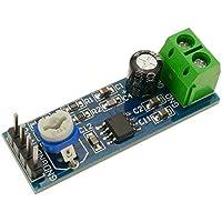 BeMatik - Integrierte Audioverstärkerschaltung LM386. Modell DW-0860