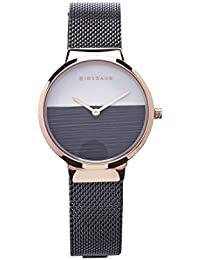 Giordano Analog Grey Dial Women Watch