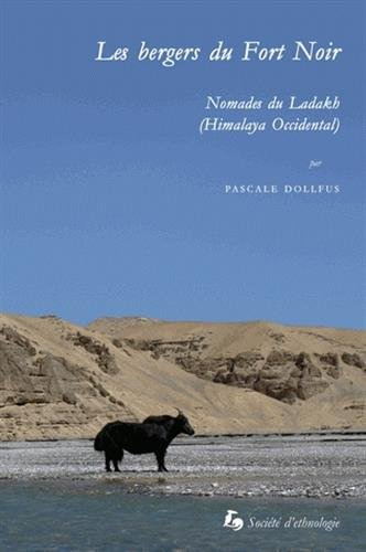 Les bergers du fort noir. nomades du ladakh (himalaya occidental)