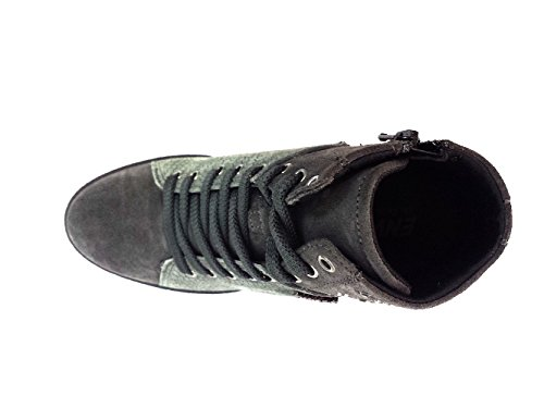 ENVAL SOFT donna sneakers alta 69982/00 Grigio