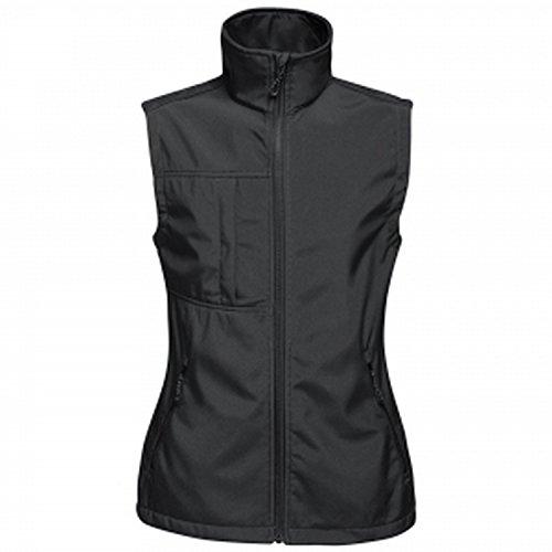 Regatta TRA849 80820L Professional Women's Octagon II 3 Layer Waterproof Softshell Body warmer,...