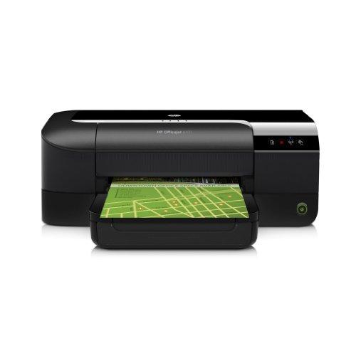 HP OfficeJet 6100 ePrinter H611a Tintenstrahldrucker (USB, LAN, WLAN) schwarz